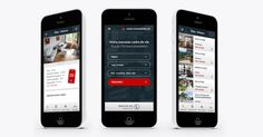 Swiss Immobilier / application web mobile Mobiles, Mobile Marketing, Internet Usage, Real Estate, Mobile Phones