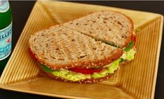There's a Science to the Perfect Sandwich!  #lunch#sandwich