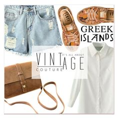 Views style by janee-oss on Polyvore featuring polyvore fashion style Chicnova Fashion Puma Retrò clothing