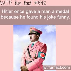 Hitler facts -wtf fun facts