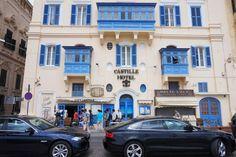 Malta, Valetta, blue, hotel, travel, trip, podróże, love,