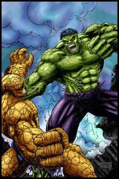 Hulk vs Thing | the thing vs hulk photo hulk_vs_thing_.jpg