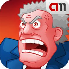 You surely are familiar with how annoying a boss can be. This game is one of the relaxing games designed to help you relieve your working stress. http://academmedia.com/en/apps/punch_the_chief