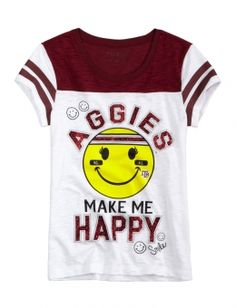 Perfect for any smiling future Aggie