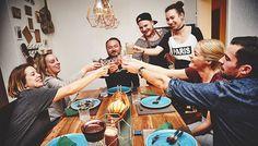 Startup Story: Chef.One setzt auf spannenden Marketingansatz beim Social Dining mit Fremden bei Fremden - http://ift.tt/2tLIgNp #aktuell
