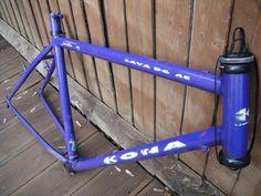 #1992 Kona Lava Dome retro mountain bike frame Like, Repin, Share, Follow Me! Thanks!