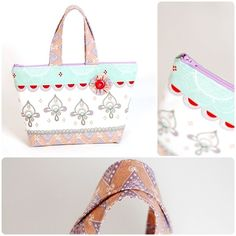 Ebook / Schnittmuster Basic Bag