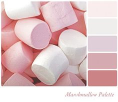 Decorating With A Pink Color Scheme  Sweet colours