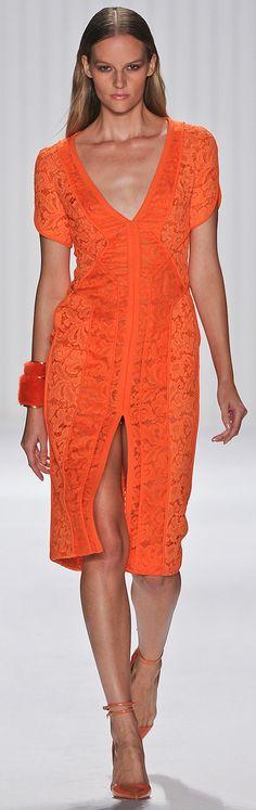 J. Mendel Spring 2013 Ready-to-Wear Fashion Show