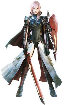 Lightning Returns: Final Fantasy XIII - Lightning