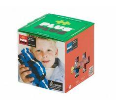Kreatywne klocki Plus Plus 600 elementów BASIC , Układamy i budujemy, Zabawki, Maluch - Sklep ekoMaluch.pl