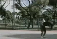Craziest Acrobatic Basketball Dunk Ever....Like A Boss!