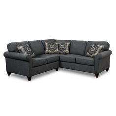 Tight Back Sofas hard to find 706951 Contemporary 2piece