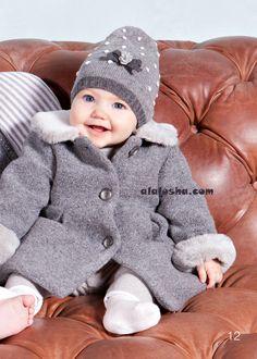 ALALOSHA: VOGUE ENFANTS: Baby Graziella: inviernos Cutie-empanada