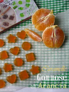Caramelle gelee alla frutta fatte in casa ricetta for Caramelle al miele fatte in casa