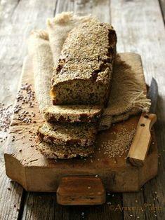 Pan Paleo, Paleo Bread, Easy Bread, Paleo Diet, Nutribullet, Paleo Recipes, Bread Recipes, Dieta Paleo, Zucchini Bread