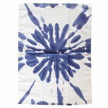 UNC Theedoek 50 x 70 cm Set van 2 - Blauw
