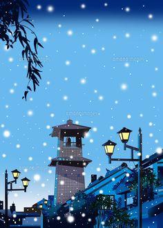 雪の時の鐘 (c)KAWANO Ryuji
