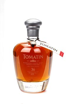 36 Year Old small batch Tomatin released