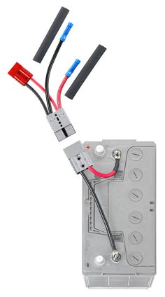 Latest innovation for connecting your starting motor and electronics. Quickly disconnect your starting battery and accessories for maintenance, teft protection or replacement, Add our 4 or 5 Multi kit and connect all of your electronics correctly every time.