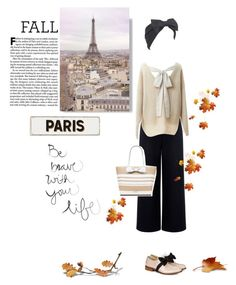 """#180"" by opipolla ❤ liked on Polyvore featuring Être Cécile, Pokemaoke, Kate Spade, Relaxfeel, Beauxoxo, WALL and Rosanna"