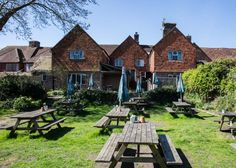 The George Inn, Alfriston. http://www.bestofsussex.com/best-pubs-sussex/the-george-inn/