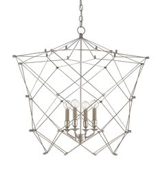 Chandelier Lighting, Modern Chandeliers | Currey and Company
