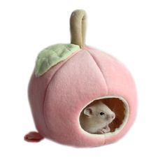 Home & Garden Pet Products Aggressive New Arrival Luxury Hamster Cage Ecological Board Removable Small Pets House Hedgehog Golden Bear Hamsters Warm Comfy Villa Cabin