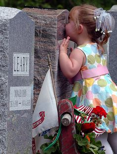 Memorial Day Tribute by rchanphoto, via Flickr
