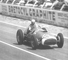 F French Gp  Alberto Ascari