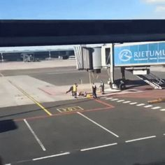Why it takes so long for your luggage to arrive - more at http://www.thelolempire.com