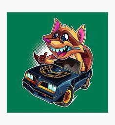 Shop Cruisin' Bandit raccoon t-shirts designed by ArtisticDyslexia as well as other raccoon merchandise at TeePublic. Graffiti Cartoons, Smokey And The Bandit, Mens Shoulder Tattoo, Medium Art, Doodle Art, All Art, Art Drawings, How To Draw Hands, Original Art