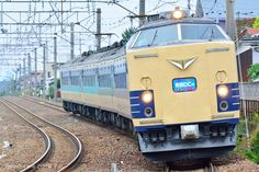 特急 583系青函DC号! - RED-TRAIN1977