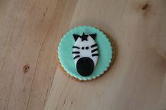 galleta zebra