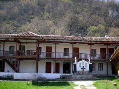 Monastery - near Ustrem, Bulgaria