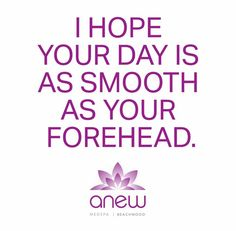 Get Anew Smooth today so you will be ready for the summer!