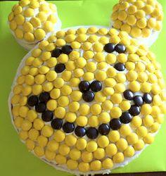 Winnie the Pooh Cake!