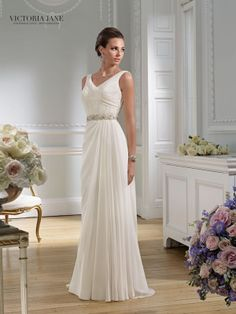 The Victoria Jane 2013 collection - Elegant wedding gowns on a budget