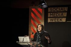 Encouraging Communities to Collaborate for Change by Social Media Week, via Flickr