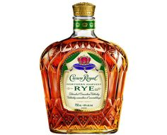 2016 World Whisky of the Year Crown Royal Northern Harvest Rye