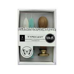 We R Memory Typecast Wax Seal Kit