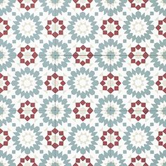 Carreaux de ciment | STOCK boutique online | MOSAIC del SUR Moroccan Interiors, Moroccan Decor, Moroccan Bedroom, Moroccan Lanterns, Moroccan Tiles, Tile Patterns, Print Patterns, Victorian Flooring, Paisley Art