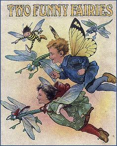 Two Funny Fairies