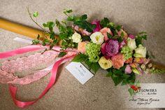 lumanare botez ceara naturala Diy Flowers, Flower Diy, Christening, Candles, Table Decorations, Home Decor, Decoration Home, Room Decor, Candy