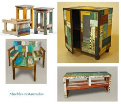 Recycle Furniture #CulturaGreen