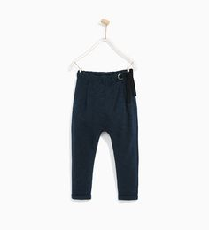 ZARA - KIDS - CROSSOVER BOW TROUSERS