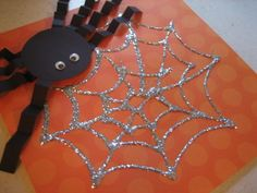 EEK! A Spider Craft!