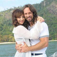 """""""Ele é um parceiro maravilhoso"""", diz Simone Spoladore sobre Fernando Pavão #PecadoMortal http://r7.com/xt4U"""
