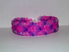 Mini Snakebelly - Rainbow Loom Bracelet