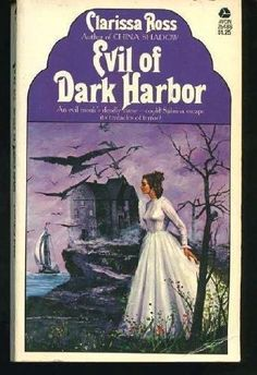 Evil of Dark Harbor 1978 by Ross, Clarissa 038000478X